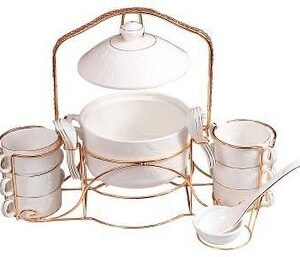 18Pcs Soup Set.
