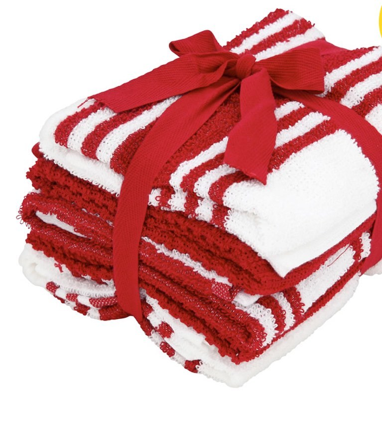 Wilko Kitchen towels 5 pack