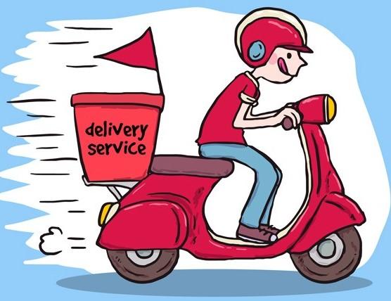 delivery service kitchen utensils